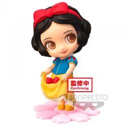 Figura Blancanieves Disney Sweetiny Q posket  A 10cm - Imagen 1