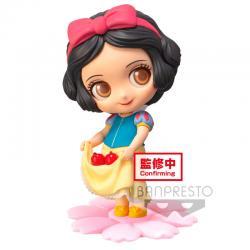 Figura Blancanieves Disney Sweetiny Q posket B 10cm - Imagen 1
