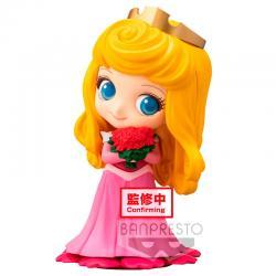 Figura Aurora La Bella Durmiente Disney Q Posket A 10cm - Imagen 1