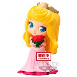 Figura Aurora La Bella Durmiente Disney Q Posket B 10cm - Imagen 1