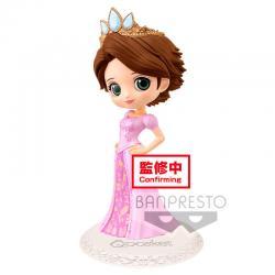 Figura Rapunzel Dreamy Style Disney Q Posket B 14cm - Imagen 1