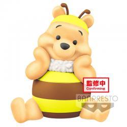 Figura Winnie the Pooh Fluffy Puffy Disney 10cm - Imagen 1