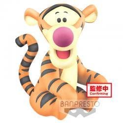 Figura Tigger Winnie the Pooh Fluffy Puffy Disney 10cm - Imagen 1