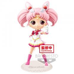 Figura Super Sailor Chibi Moon Sailor Moon Eternal The Movie A Q Posket 14cm - Imagen 1