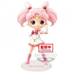 Figura Super Sailor Chibi Moon Sailor Moon Eternal The Movie B Q Posket 14cm - Imagen 1