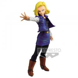 Figura Android 18 Match Makers Dragon Ball Z 18cm - Imagen 1