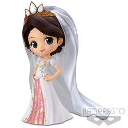Figura Rapunzel Dreamy Style Disney Characters Q Posket 14cm - Imagen 1