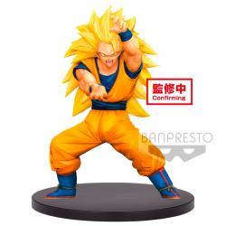 Figura Super Saiyan 3 Son Gokou Dragon Ball Super Chosenshiretsuden vol. 4 16cm - Imagen 1