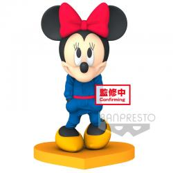 Figura Minnie Mouse Best Dressed Disney Q Posket B 10cm - Imagen 1