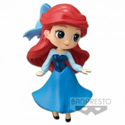 Figura Ariel La Sirenita Disney Q Posket B 5cm - Imagen 1