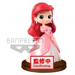Figura Ariel La Sirenita Disney Q Posket C 5cm - Imagen 1