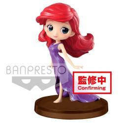Figura Ariel La Sirenita Disney Q Posket D 5cm - Imagen 1