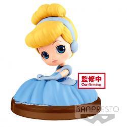 Figura Cenicienta Disney Q Posket 4cm - Imagen 1