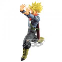 Figura Super Saiyan Trunks Future Galick Gun Dragon Ball Super 17cm - Imagen 1