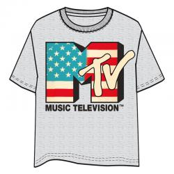 Camiseta Logo MTV Music adulto - Imagen 1