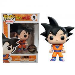 Figura POP Dragon Ball Z Black Hair Goku Exclusive - Imagen 1
