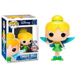 Figura POP Disney Tinker Bell Glitter Exclusive - Imagen 1