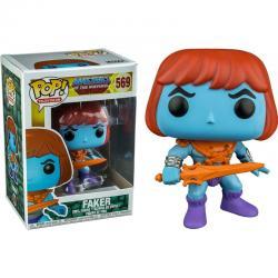 Figura POP Masters Of The Universe Faker Exclusive - Imagen 1