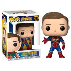 Figura POP Marvel Avengers Infinity Iron Spider Exclusive - Imagen 1