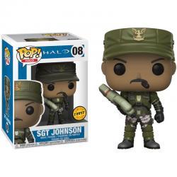 Figura POP Halo Sgt. Johnson Chase - Imagen 1