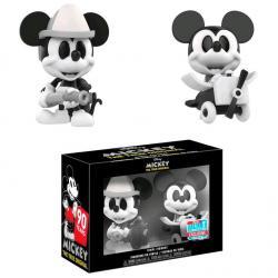 Figuras Mini Vinyl Disney Mickey Mouse Black & White Exclusive - Imagen 1