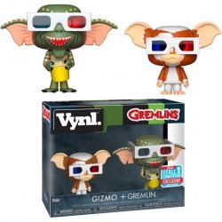 Figuras vynl Gremlins Gizmo & Gremlin Exclusive - Imagen 1