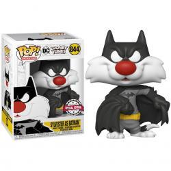 Figura POP Looney Tunes Sylvester as Batman Exclusive - Imagen 1