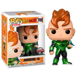 Figura POP Dragon Ball Z Android 16 Special Edition - Imagen 1
