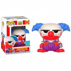Figura POP Disney Toy Story 4 Chuckles Exclusive SDCC 2019 - Imagen 1