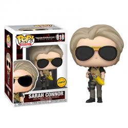 Figura POP Terminator Dark Fate Sarah Connor Chase - Imagen 1