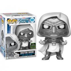 Figura POP Marvel Los 4 Fantasticos Doctor Doom Exclusive - Imagen 1