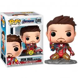 Figura POP Marvel Vengadores Endgame I Am Iron Man Exclusive - Imagen 1