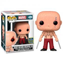 Figura POP Marvel X-Men Deadpool Wade Wison Exclusive - Imagen 1