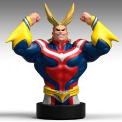 Busto hucha All Might My Hero Academia 25cm - Imagen 1
