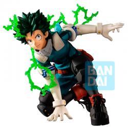 Figura Izuku Midoriya Next Generations feat. Smash Rising My Hero Academia 10cm - Imagen 1