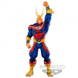 Figura All Might Brush Super Master Star Piece My Hero Academia 31cm - Imagen 1