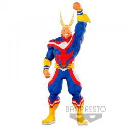 Figura All Might Anime Super Master Star Piece My Hero Academia 31cm - Imagen 1