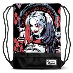 Saco Harley Quinn DC Comics 48cm - Imagen 1