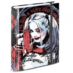 Carpesano A4 Harley Quinn DC Comics - Imagen 1