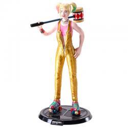 Figura Maleable Bendyfigs Harley Quinn DC Comics 19cm - Imagen 1