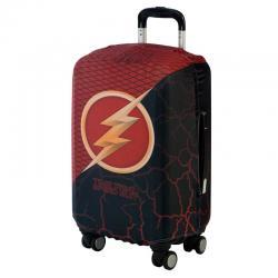 Funda maleta Flash DC Comics 61cm - Imagen 1