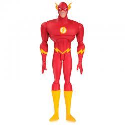 Figura The Flash Justice League Animated DC Comics 15cm - Imagen 1
