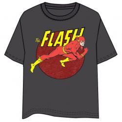 Camiseta Flash DC Comics adulto - Imagen 1