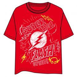 Camiseta Flash DC Comics infantil - Imagen 1