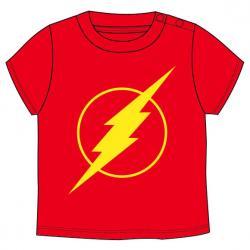 Camiseta Flash DC Comics bebe - Imagen 1