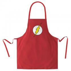 Delantal Flash DC Comics - Imagen 1