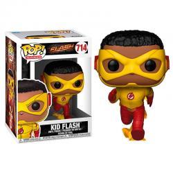 Figura POP DC Comics The Flash Kid Flash - Imagen 1