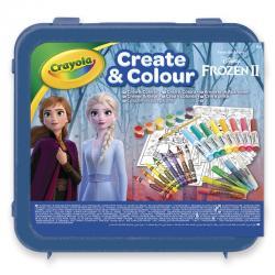 Crea & Colorea Frozen 2 Disney - Imagen 1