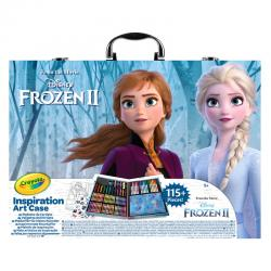 Maletin del Artista Frozen 2 Disney Crayola - Imagen 1