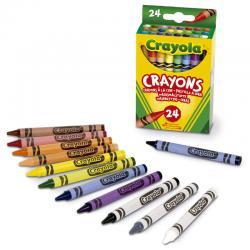 Set 24 Ceras Crayola - Imagen 1